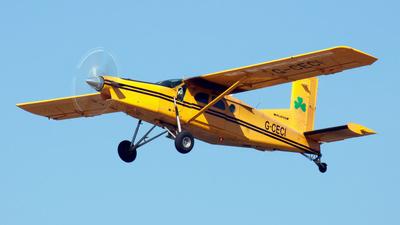 G-CECI - Pilatus PC-6/B2-H4 Turbo Porter - Private