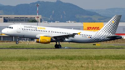 EC-MBL - Airbus A320-214 - Vueling