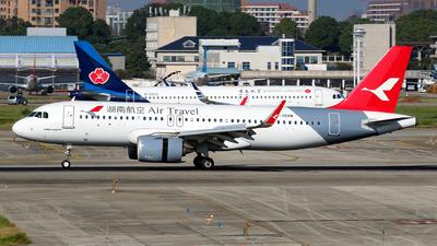 A picture of B30AM - Airbus A320251N - Air Travel - © yiran