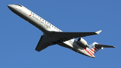 N545PB - Bombardier CRJ-702 - American Eagle (PSA Airlines)