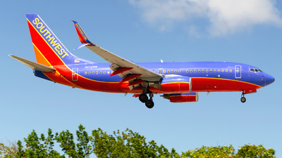 A picture of N254WN - Boeing 7377H4 - Southwest Airlines - © Nito