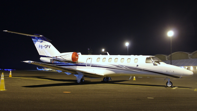 PS-CPV - Cessna 525 Citationjet CJ3 - Private