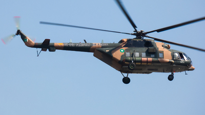 02-010 - Mil Mi-171Sh Baikal - Pakistan - Air Force