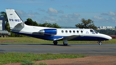 PR-MGT - Cessna 550 Citation II - Private