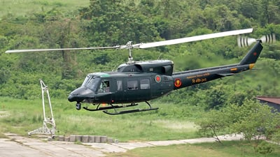 BH102 - Bell 212 - Bangladesh - Air Force