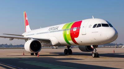 CS-TJP - Airbus A321-251NX - TAP Air Portugal