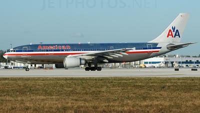 N70054 - Airbus A300B4-605R - American Airlines