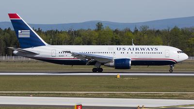N248AY - Boeing 767-201(ER) - US Airways