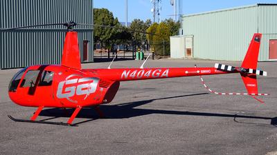 N404GA - Robinson R44 Raven II - Private