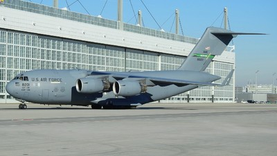 08-8201 - Boeing C-17A Globemaster III - United States - US Air Force (USAF)