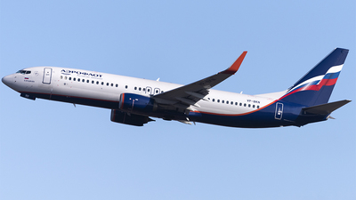 A picture of VPBKN - Boeing 7378MC - Aeroflot - © Faustasyan