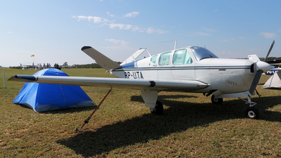 PP-UTA - Beechcraft M35 Bonanza - Private
