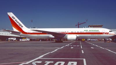 EI-CPV - Boeing 767-38E(ER) - Air Afrique