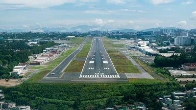 MGGT - Airport - Airport Overview