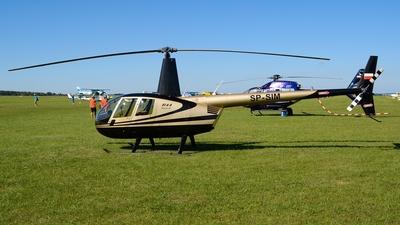 A picture of SPSIM - Robinson R44 Astro - [14066] - © Eric Strzala