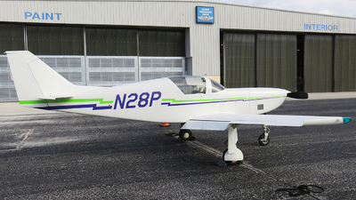 N28P - Glasair GS-2 Sportman TC - Private