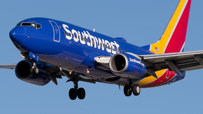A picture of N758SW - Boeing 7377H4 - Southwest Airlines - © Positive Rate Photography