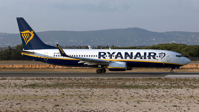 EI-FRO - Boeing 737-8AS - Ryanair