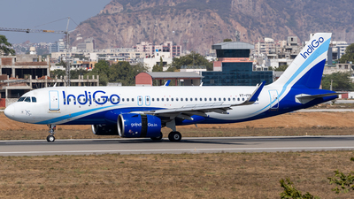 A picture of VTITR - Airbus A320271N - IndiGo - © Rohan Paliwal