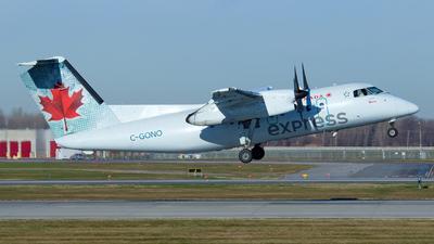 A picture of CGONO - De Havilland Canada Dash 8100 - [102] - © Dutch