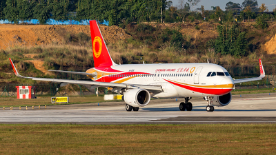 B-1856 - Airbus A320-214 - Chengdu Airlines