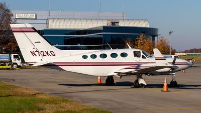 A picture of N72KG - Cessna 414A Chancellor - [414A0513] - © Elliott F Martin