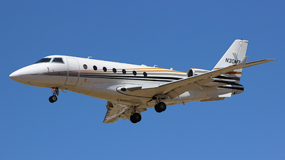 N30MZ - Gulfstream G200 - Private