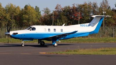 N954AF - Pilatus PC-12 NGX - PlaneSense