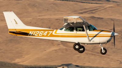 N12647 - Cessna 172M Skyhawk II - Private