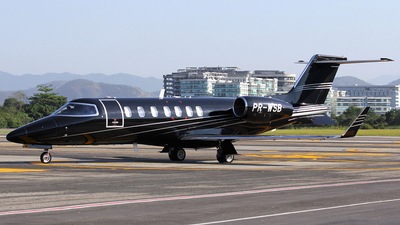 PR-WSB - Bombardier Learjet 40 - Private