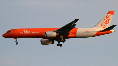OE-LFB - Boeing 757-23A(PF) - TNT Airways