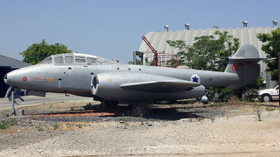 17 - Gloster Meteor - Israel - Air Force