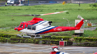 VT-RRD - Bell 412EP - Global Vectra Helicorp