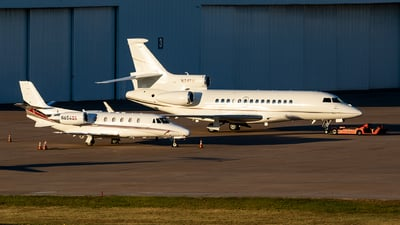 N654QS - Cessna 560XL Citation XLS - NetJets Aviation