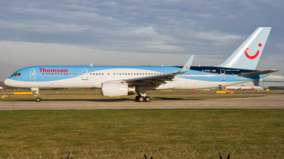 G-CPEV - Boeing 757-236 - Thomson Airways