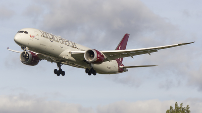 G-VBZZ - Boeing 787-9 Dreamliner - Virgin Atlantic Airways