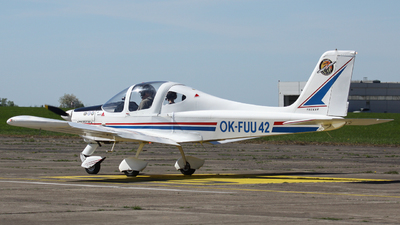 OK-FUU42 - Tecnam P96 Golf - Private