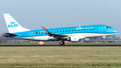 PH-EXR - Embraer 170-200STD - KLM Cityhopper
