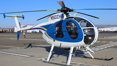 N502HB - Hughes 369D - A&P Helicopters