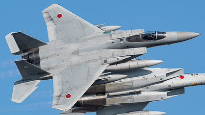 72-8882 - McDonnell Douglas F-15J Eagle - Japan - Air Self Defence Force (JASDF)