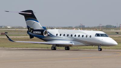 N280QA - Gulfstream G280 - Private