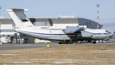 RF-76643 - Ilyushin IL-76MD - Russia - Air Force