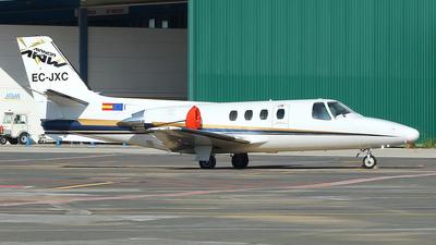 A picture of ECJXC - Cessna 500 Citation 1 -  - © Fernandez Manuel