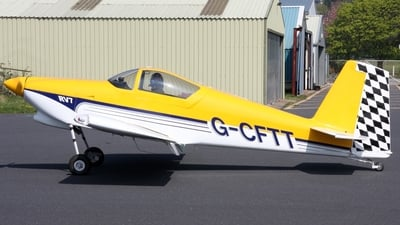 G-CFTT - Vans RV-7 - Private