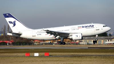 EP-IBL - Airbus A310-304 - Iran Air