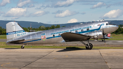 A picture of SECFP - Douglas DC3