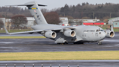 00-0171 - Boeing C-17A Globemaster III - United States - US Air Force (USAF)
