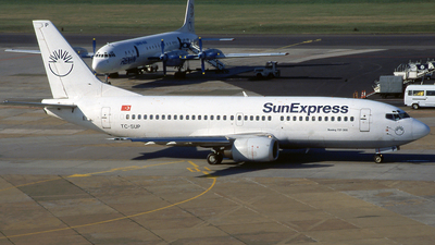 TC-SUP - Boeing 737-3Y0 - SunExpress