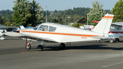 N5921W - Piper PA-28-150 Cherokee - Private