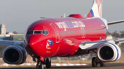 VH-VUF - Boeing 737-8FE - Virgin Blue Airlines